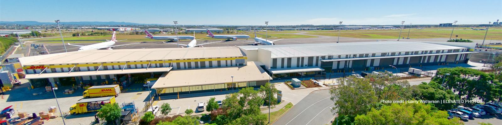 DHL Express Warehouse Expansion Brisbane Airport