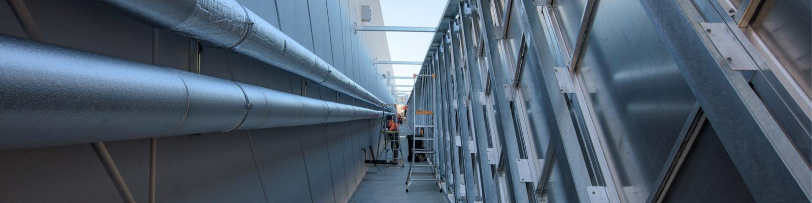 iSeek Data Centre Stage 2 Practical Completion Brisbane Airport  2020