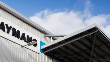 Haymans Electrical Completed Facility at Brisbane Airport