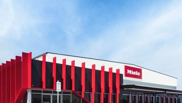 Miele Completed Facility Brisbane Airport