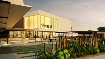 Skygate and dfo expansion brisbane airport corporation